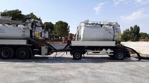Inertización de lodos contaminados peligrosos