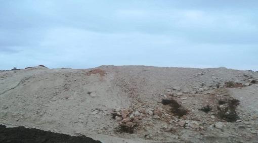 Tratamiento de tierras contaminadas El Provencio