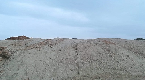 Valorización de tierras contaminadas El Provencio